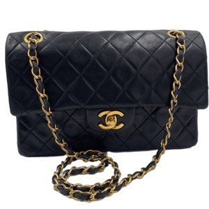 Authentic Chanel Classic Small Double Flap